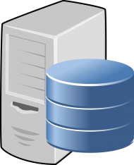server database PNG images transparent