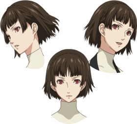 Download She Maintains Excellent Grades And Good Conduct While Makoto Niijima Persona 5 The Animatio Png Free Png Images Toppng