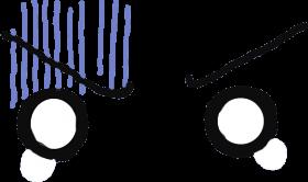 shocked anime eyes transparent PNG images transparent