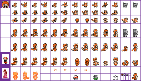 Download Small Raccoon Mario Super Mario Bros 3 Luigi Sprites