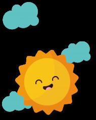 sun smile PNG images transparent