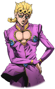 Download Unit Giorno Giovanna Giorno Giovanna Cosplay Png Free Png Images Toppng