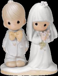 wedding figurines children PNG images transparent