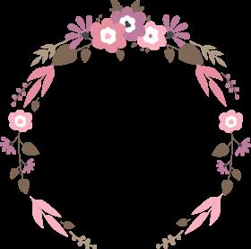 wedding flower vector PNG images transparent
