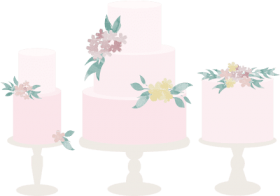 Wedding Amp Special Occasion Desserts Wedding Cake Png
