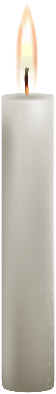 white candle png PNG images transparent