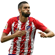 free PNG yannick ferreira carrasco atlét madrid dalian yifang fc chinese super league fifa 18 png PNG image with transparent background PNG images transparent