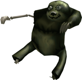 Download Zombie Shoulder Sloth Roblox Png Free Png Images Toppng