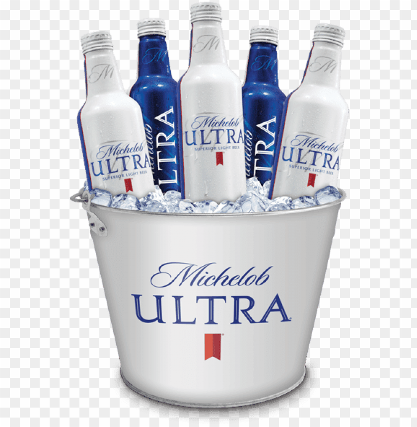00 For Michelob Ultra Bucket Michelob Ultra Beer 8 Fl Oz Ca
