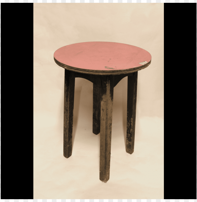 free PNG 0009003 pink top cafe table x1 - coffee table PNG image with transparent background PNG images transparent