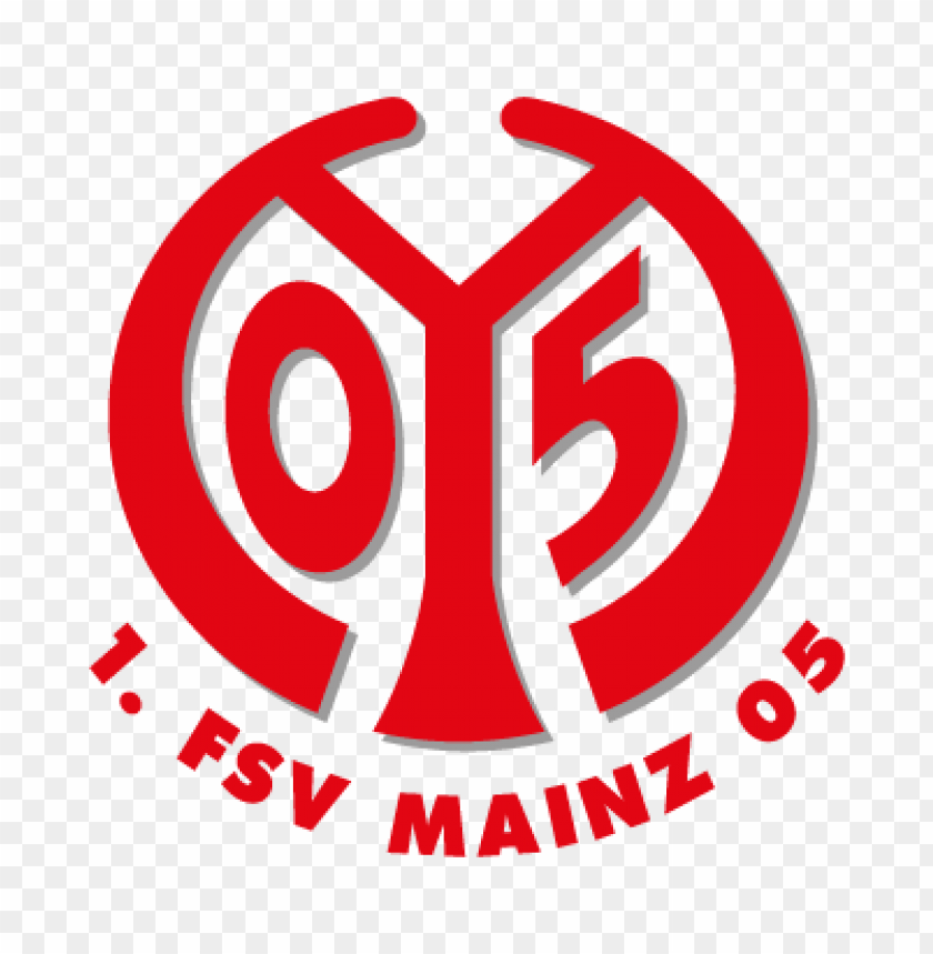 free PNG 1. fsv mainz 05 vector logo PNG images transparent
