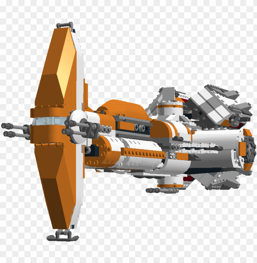 1 Lego Star Wars Ideas Hammerhead Corvette Png Image With Transparent Background Toppng