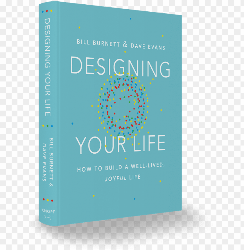 free PNG #1 new york times best seller - designing your life book PNG image with transparent background PNG images transparent