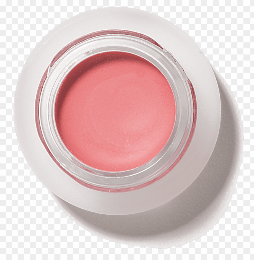 free PNG 100% pure fruit pigmented pot rouge blush: pink melon PNG image with transparent background PNG images transparent