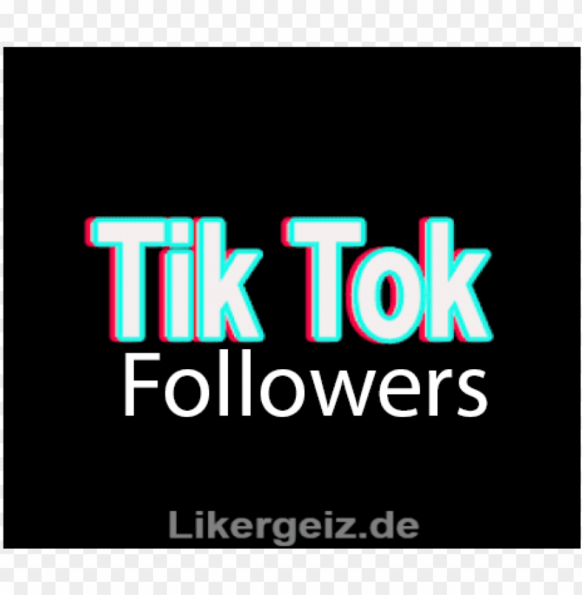 free PNG 100 tiktok followers for you - tik tok followers PNG image with transparent background PNG images transparent