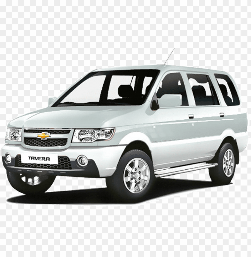 free PNG 11 summit-white copy - chevrolet tavera white colour PNG image with transparent background PNG images transparent