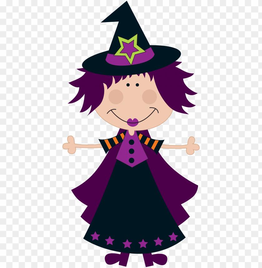 1200 X 2400 0 Boneca Bruxa Do Halloween Em Desenho Png Image