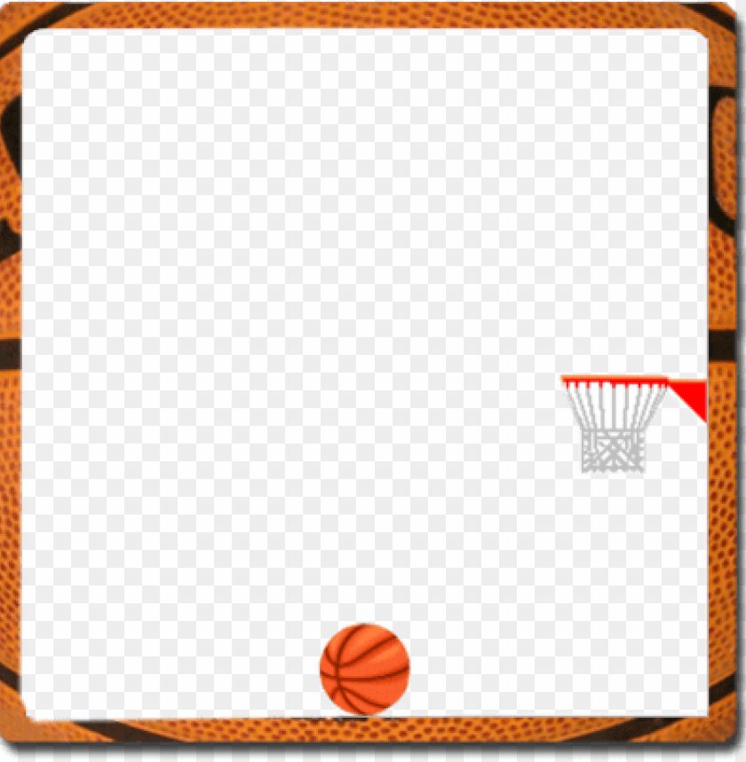 free PNG 15 basketball frame png for free on mbtskoudsalg - page border basketball PNG image with transparent background PNG images transparent