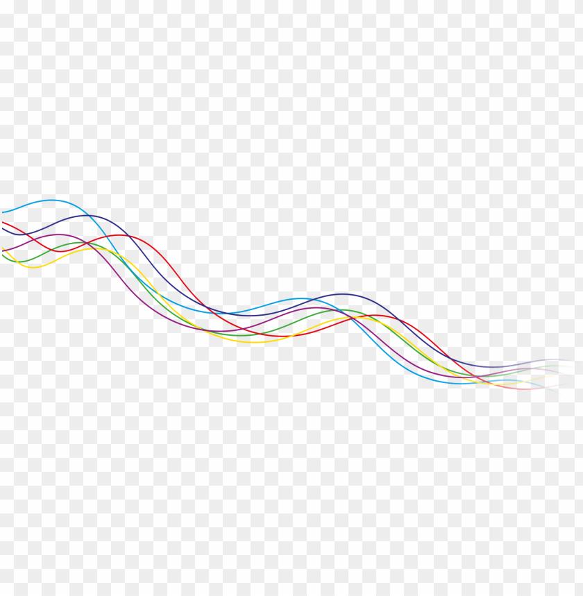 free PNG 15 color waves png for free download on mbtskoudsalg - color wave lines PNG image with transparent background PNG images transparent