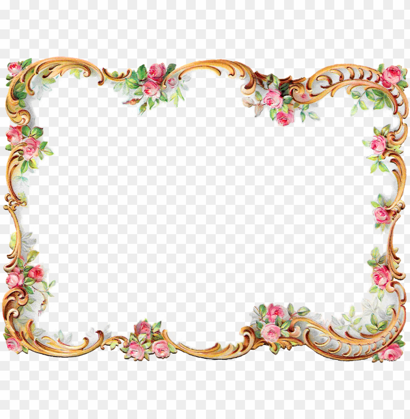 free PNG 15 frame borders  for free on mbtskoudsalg - rose flower frame border png - Free PNG Images PNG images transparent