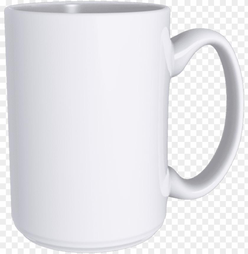 free PNG 15 oz white mug sublimationmugs - 15 oz mug PNG image with transparent background PNG images transparent