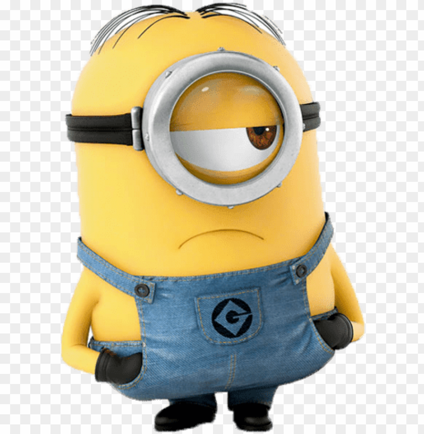 free PNG 15 sad minion png for free on mbtskoudsalg - awesome notebook: notebook / journal / diary; lined PNG image with transparent background PNG images transparent