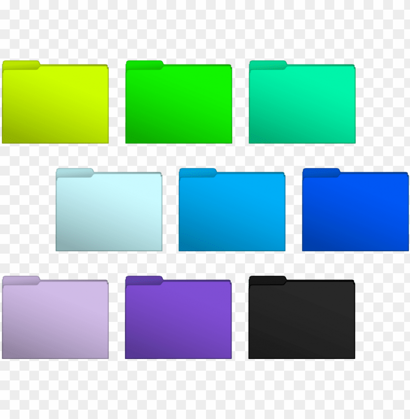 16 Cool Folder Icons Images Computer File Folder Icon Free Mac Folder Logos Png Image With Transparent Background Toppng