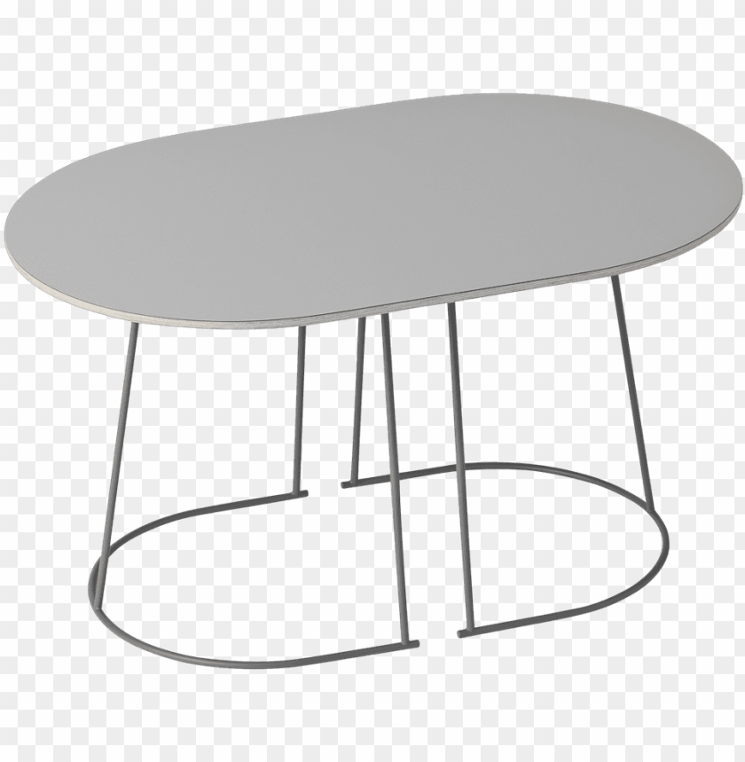 free PNG 16912 airy coffee table nano small grey 1515668071 - muuto - airy coffee table small / grey PNG image with transparent background PNG images transparent