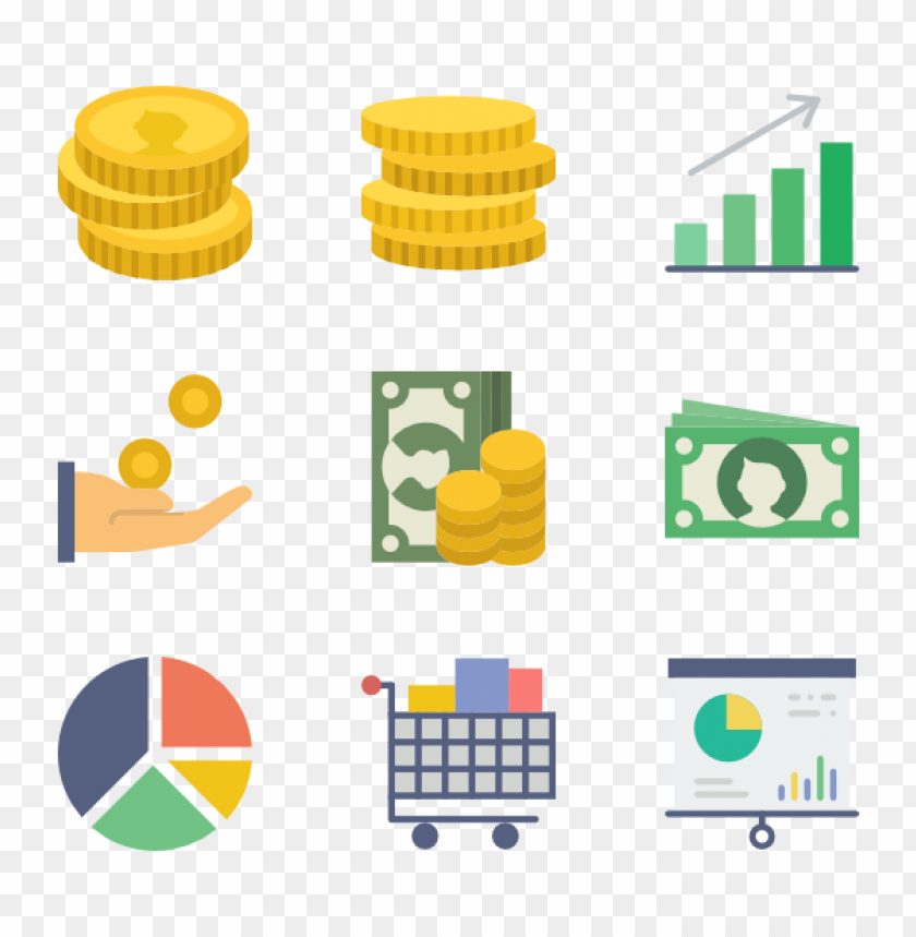 free PNG 170 business vector icons PNG images transparent