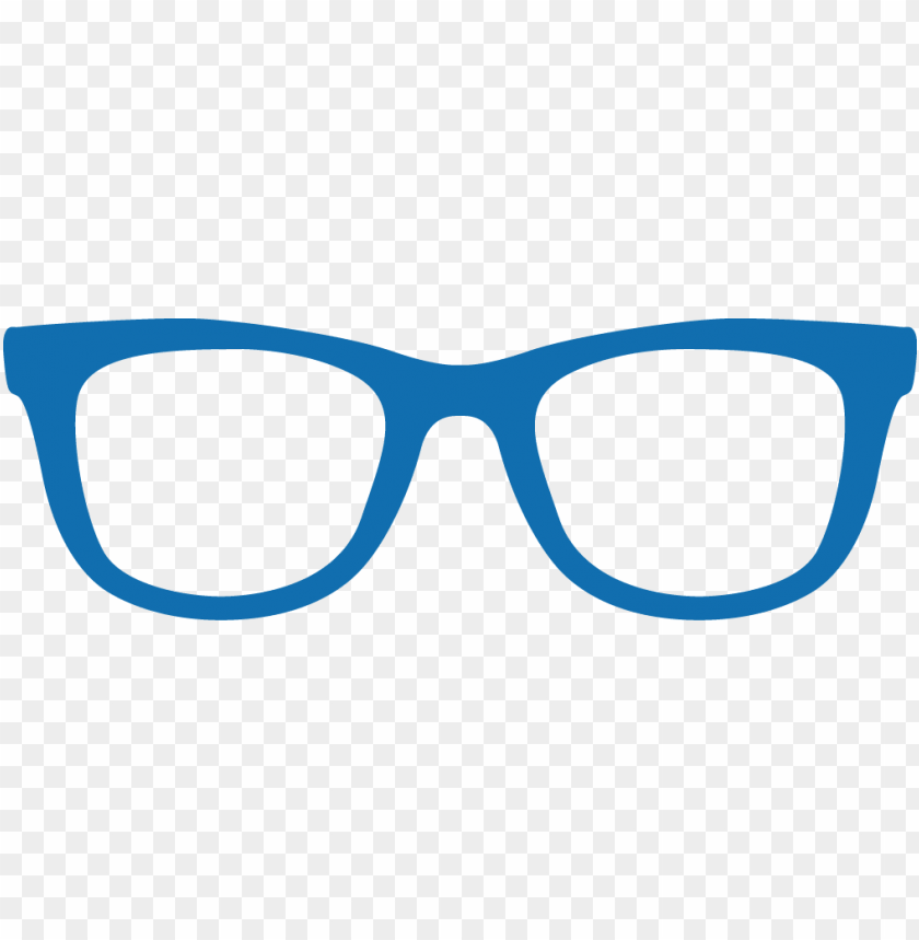 free PNG 176dad rayban - glasses png icon blue PNG image with transparent background PNG images transparent
