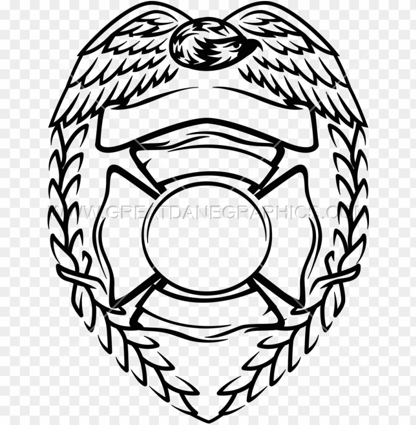free PNG 19 fireman drawing badge huge freebie download for - fire department badge PNG image with transparent background PNG images transparent