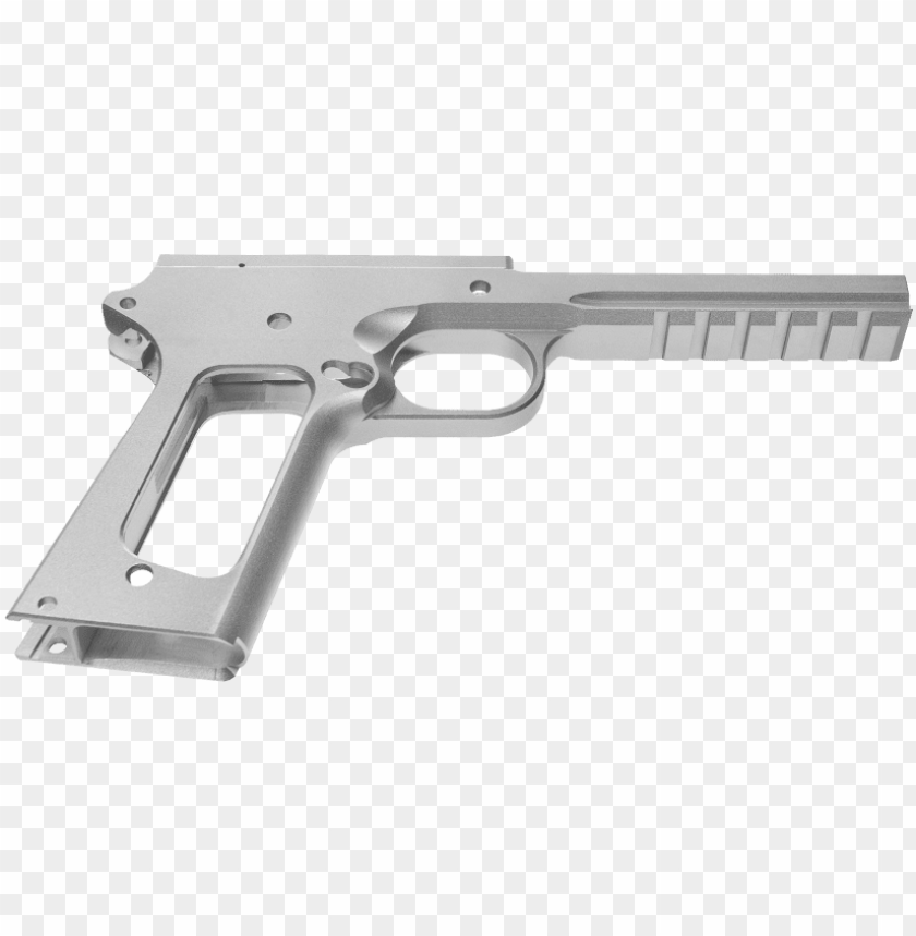 free PNG 1911 100% frame - firearm PNG image with transparent background PNG images transparent