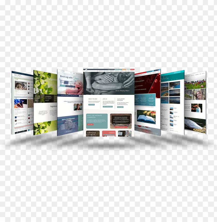 free PNG 1st 4 media website design examples floating image - creative web design ad PNG image with transparent background PNG images transparent