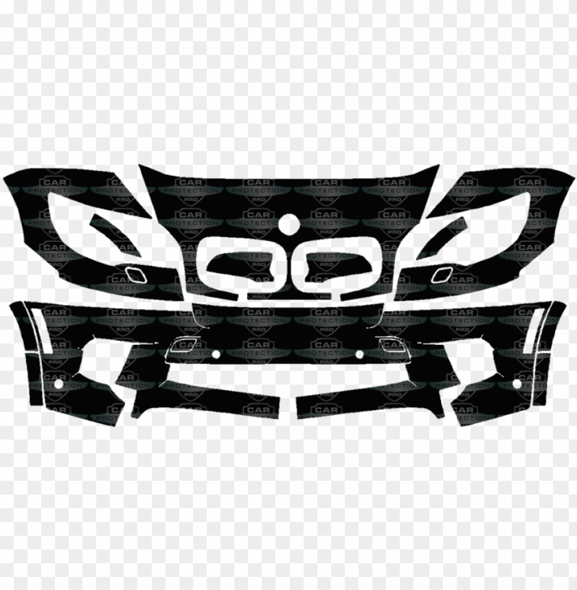 free PNG 2010-2013 bmw x5 m sport 3m scotchgard clear bra paint - paint protection film PNG image with transparent background PNG images transparent