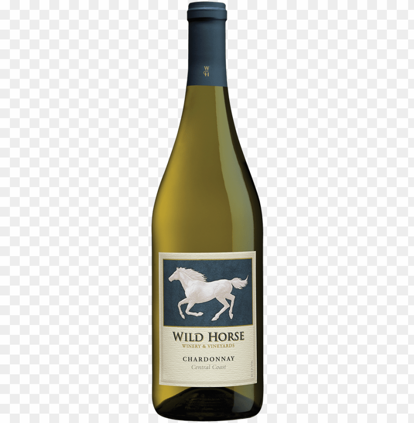 free PNG 2014 wild horse chardonnay central coast - wild horse pinot gris 2014 white wine PNG image with transparent background PNG images transparent