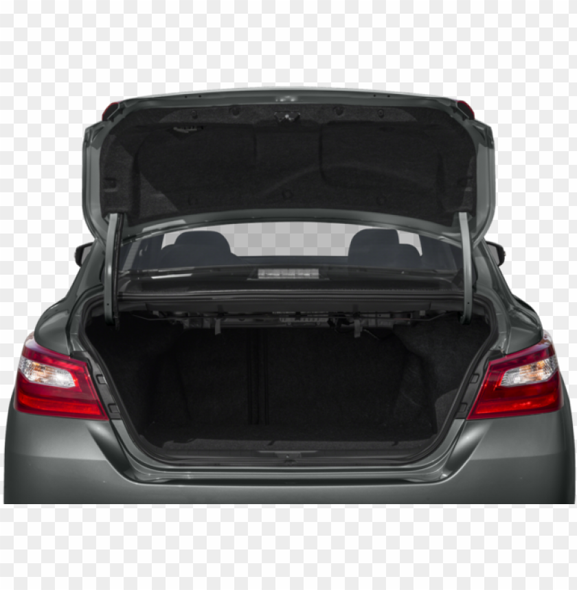 free PNG 2016 nissan altima 4dr sdn i4 - 2016 nissan altima trunk PNG image with transparent background PNG images transparent
