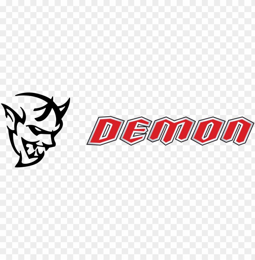 free PNG 2017 dodge special edition models - dodge demon logo vector PNG image with transparent background PNG images transparent
