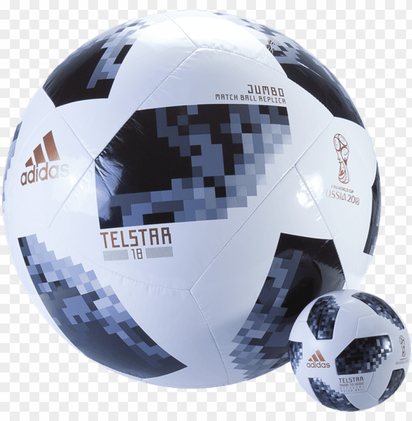 free PNG 2018 fifa world cup russia™ adidas telstar 18 world - fifa world cup ball PNG image with transparent background PNG images transparent