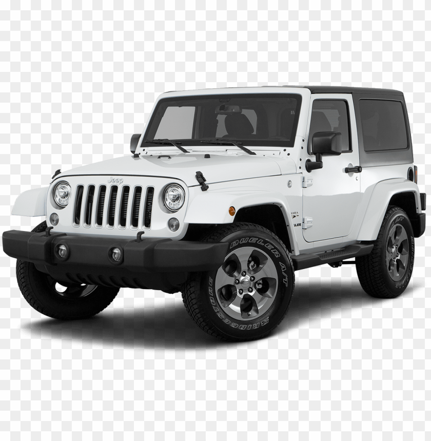 free PNG 2018 jeep wrangler jk - 2014 white 4 door jeep rubico PNG image with transparent background PNG images transparent