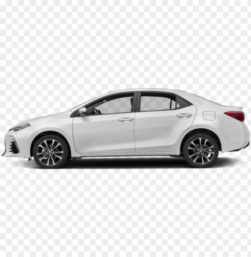 free PNG 2019 toyota corollase cvtpictures - toyota corolla 2018 PNG image with transparent background PNG images transparent