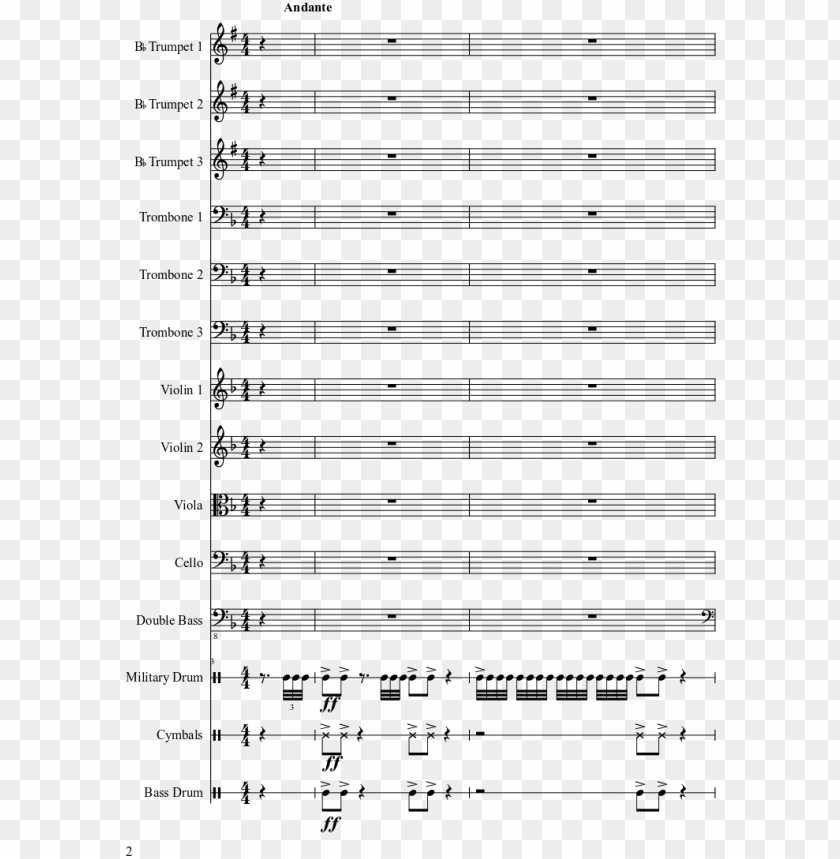 free PNG 20th century fanfare sheet music composed by alfred - 20th century fox intro score PNG image with transparent background PNG images transparent