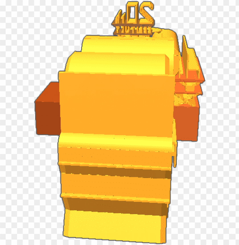 free PNG 20th ceny fox a - blocksworld 20th century fox destroy PNG image with transparent background PNG images transparent