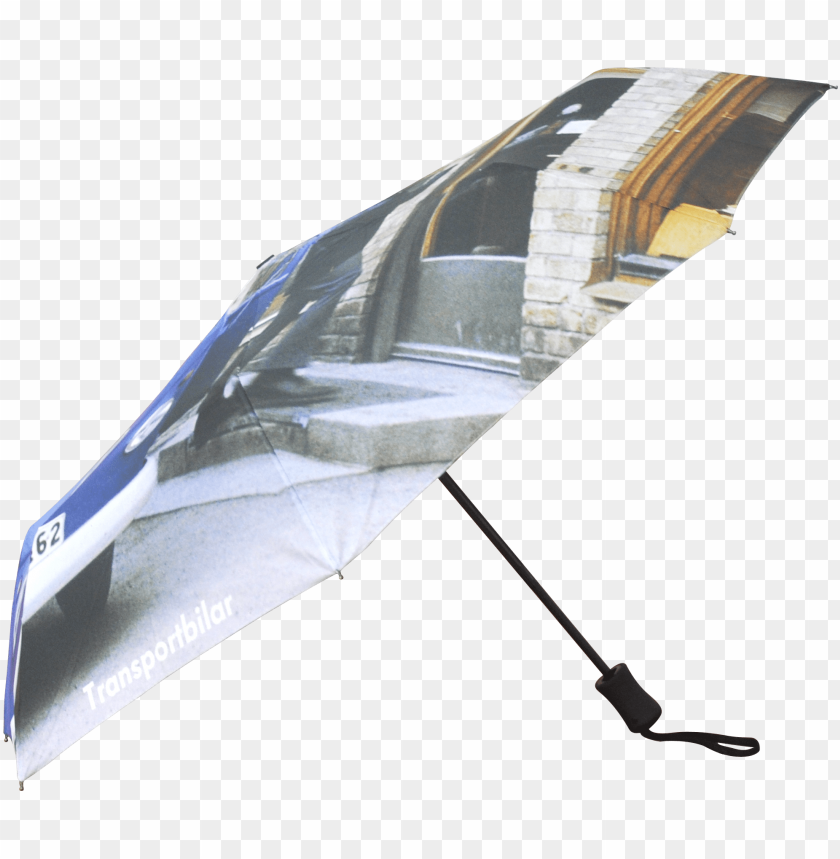 free PNG 21 inches three folding over print umbrella automatic - umbrella PNG image with transparent background PNG images transparent