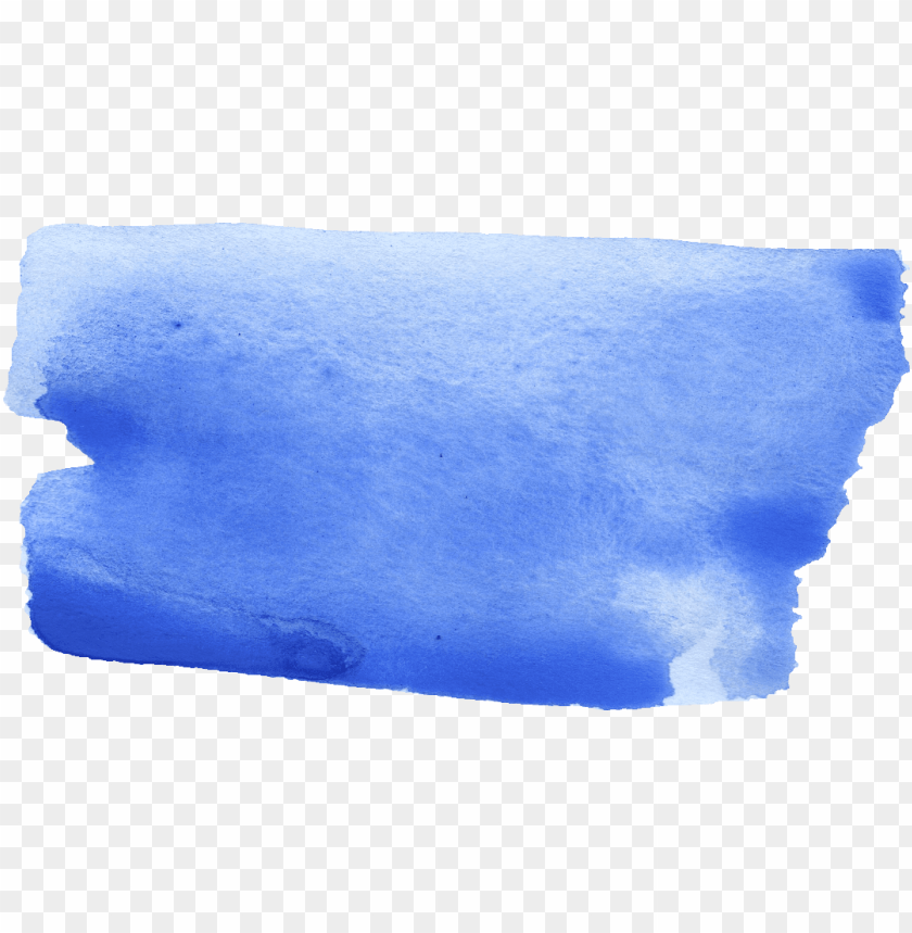 free PNG 23 blue watercolor brush stroke vol - painti PNG image with transparent background PNG images transparent