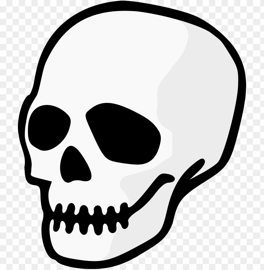 free PNG 28 collection of skeleton clipart transparent - skull clip art black and white PNG image with transparent background PNG images transparent