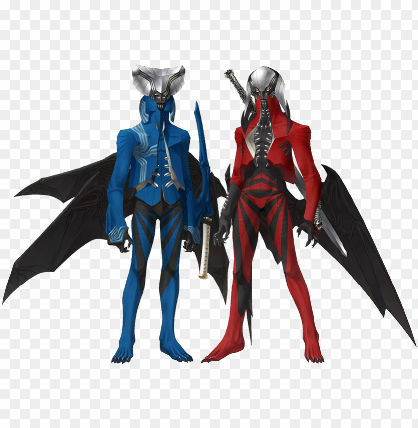 free PNG 2kknme - devil may cry dante vergil PNG image with transparent background PNG images transparent