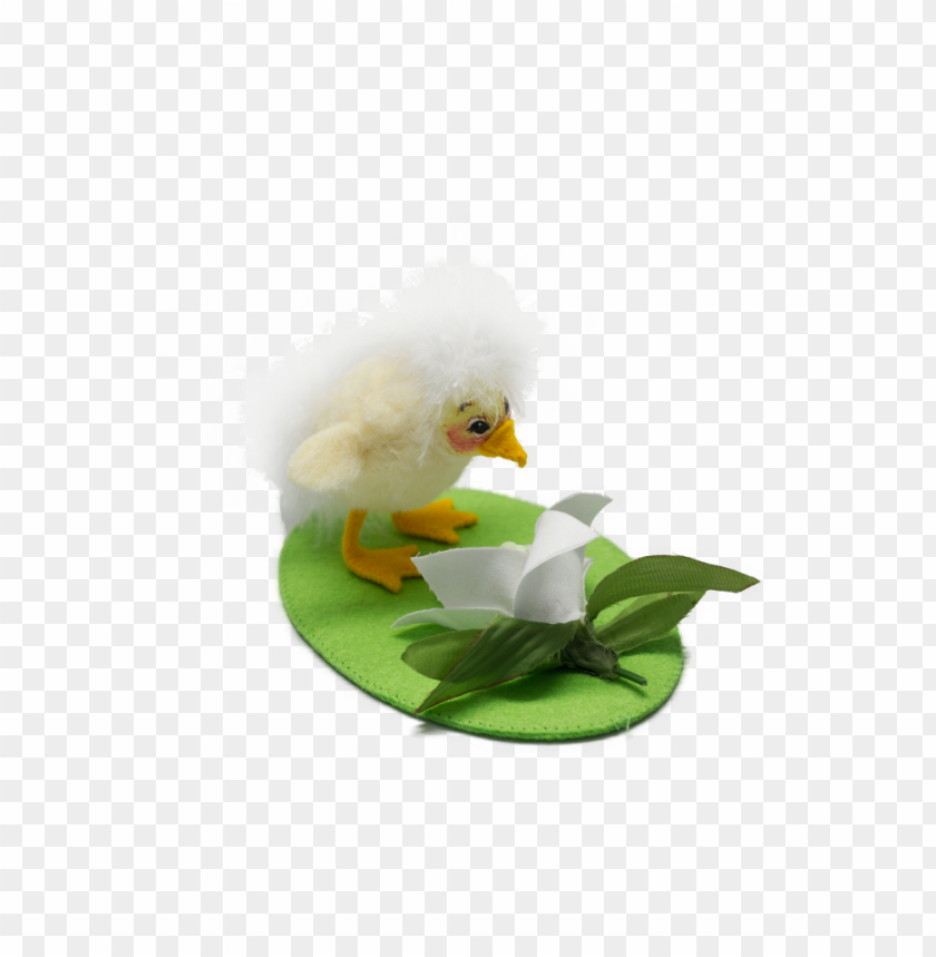 """free PNG 3"""" easter lily chick - duck PNG image with transparent background PNG images transparent"""