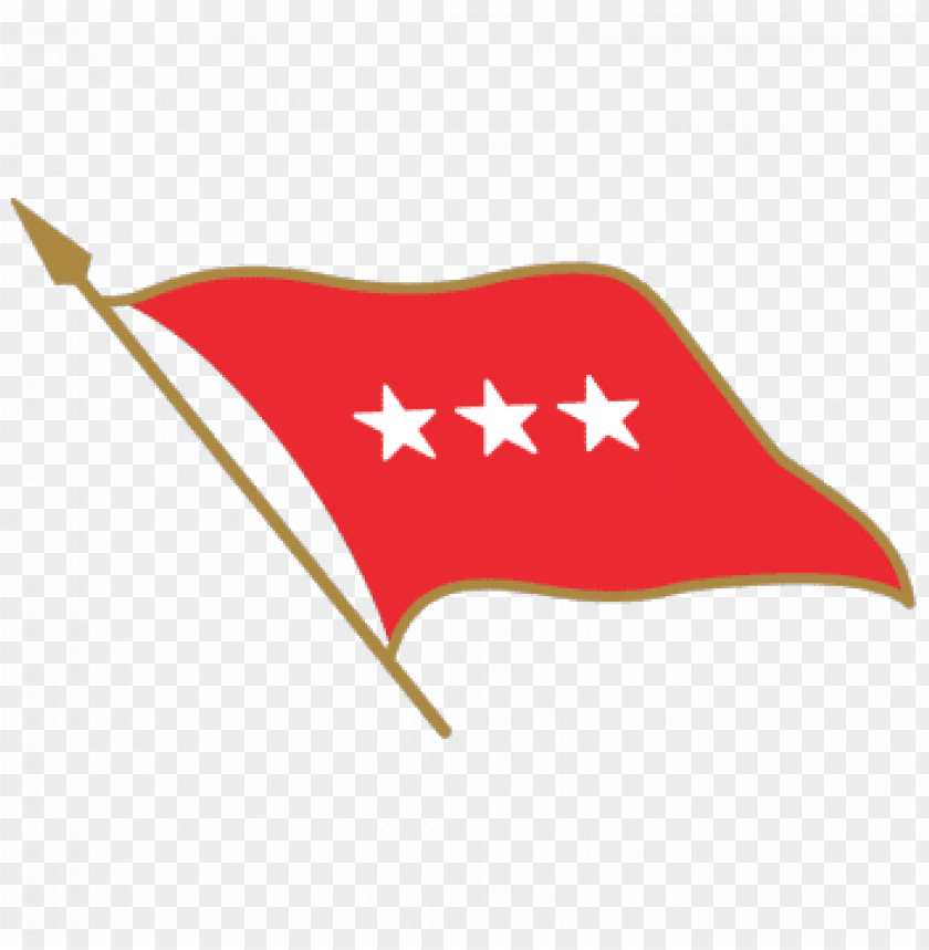 free PNG 3 star flag - 3 star army general fla PNG image with transparent background PNG images transparent