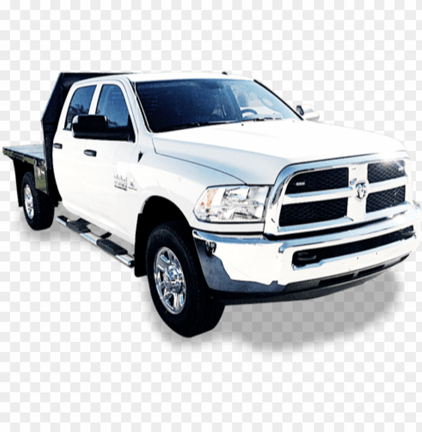 3 4 Ton Flatbed Truck Rental Flatbed Truck Png Image With