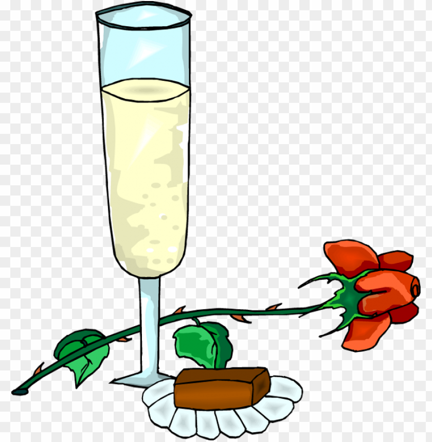 free PNG 365 days of fun in marriage - wine and chocolate clipart PNG image with transparent background PNG images transparent